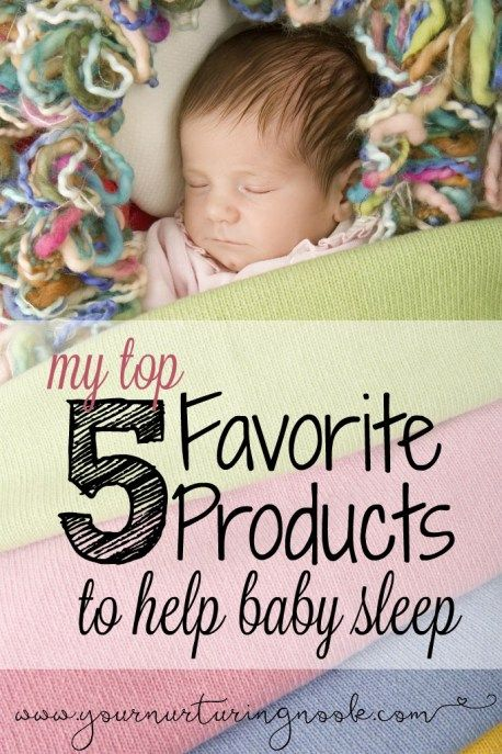 Do you wish you could find a to help your baby fall asleep faster? Lack of sleep was definitely my number one mama struggle when my daughter was a baby. I tried everything, and I mean everything, to get her to sleep for more than three hours at a time. Here are a few of my favorite products to help your baby fall asleep and stay asleep through the night!