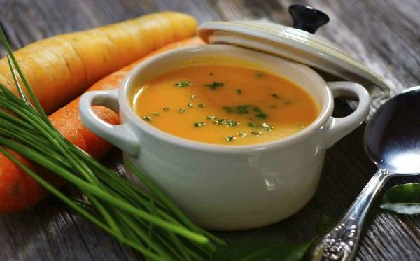 Healthy Carrot Soup Full of Vitamins   Health Offered   Page 2