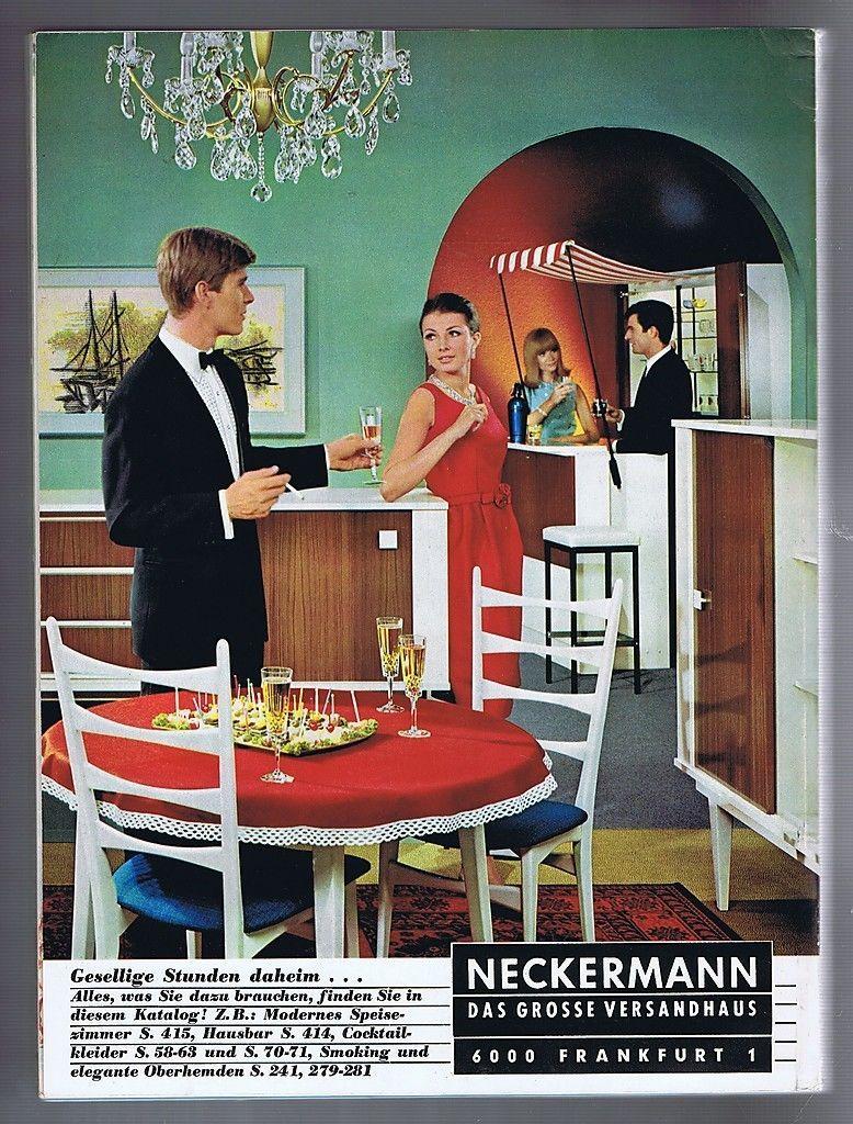 Neckermann Katalog Herbst Winter 1966 67 Memories Photo Winter