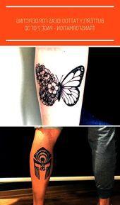 Photo of # Halfbutterflytattoo #smalltattooformen #butterflytattoo #tattoobutterfly – # …