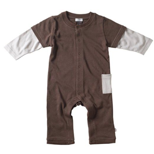 Amazon.com: Babysoy Layered One Piece: Clothing