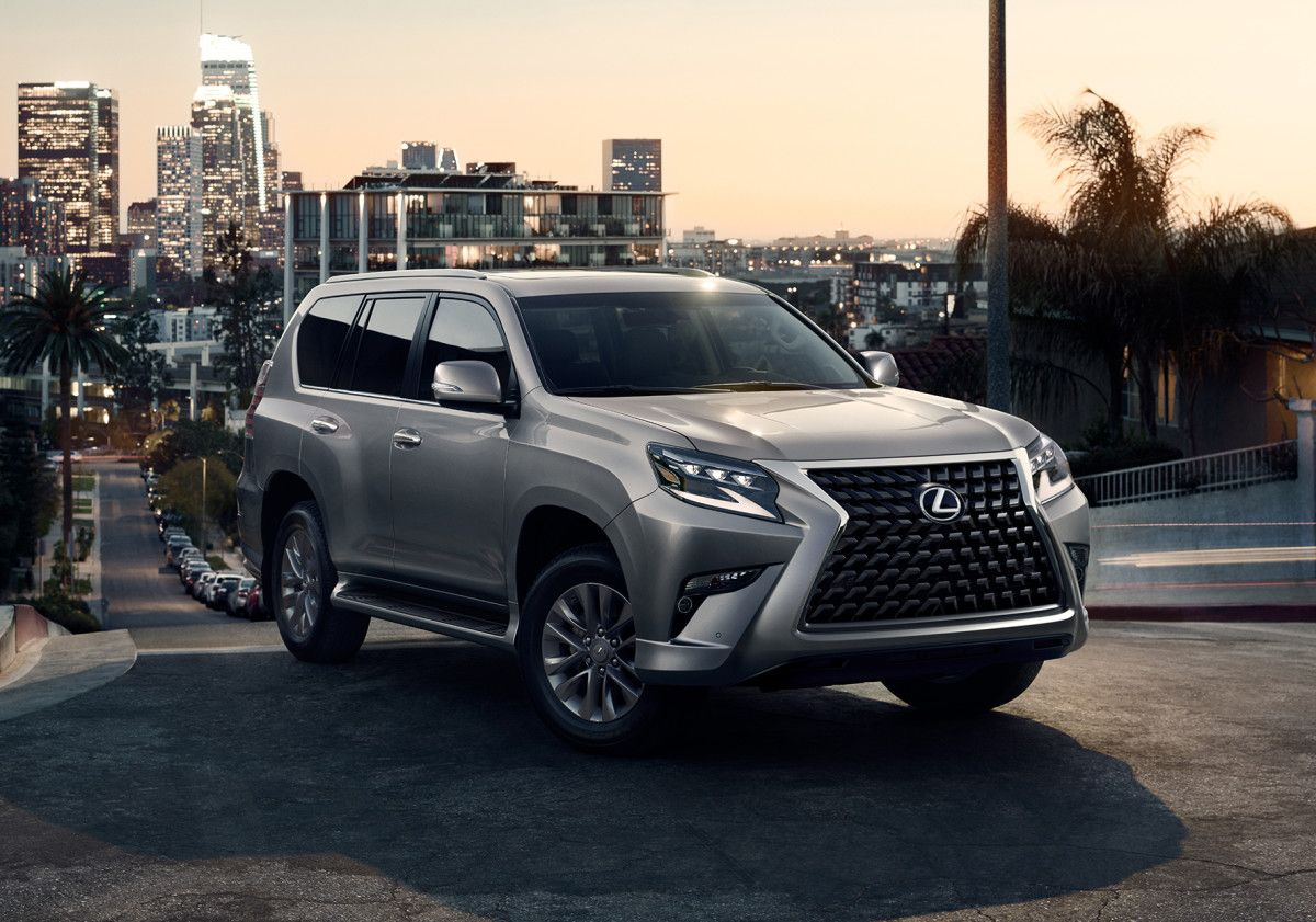 Lexus Gives The Gx S Off Road Capabilities A Big Boost With Its 2020 Refresh Lexus Gx Lexus Lexus Gx 460