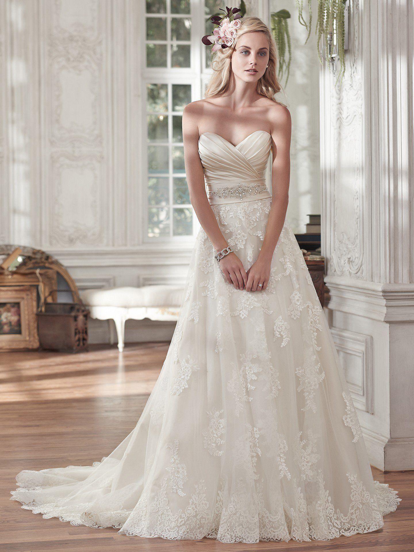 KAMIYA by Maggie Sottero Wedding Dresses Wedding dresses