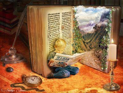 Creadores de cuentos. | PaLaBraS AzuLeS