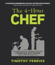 Free Audiobook – The 4-Hour Chef (Reference, Cookbook)