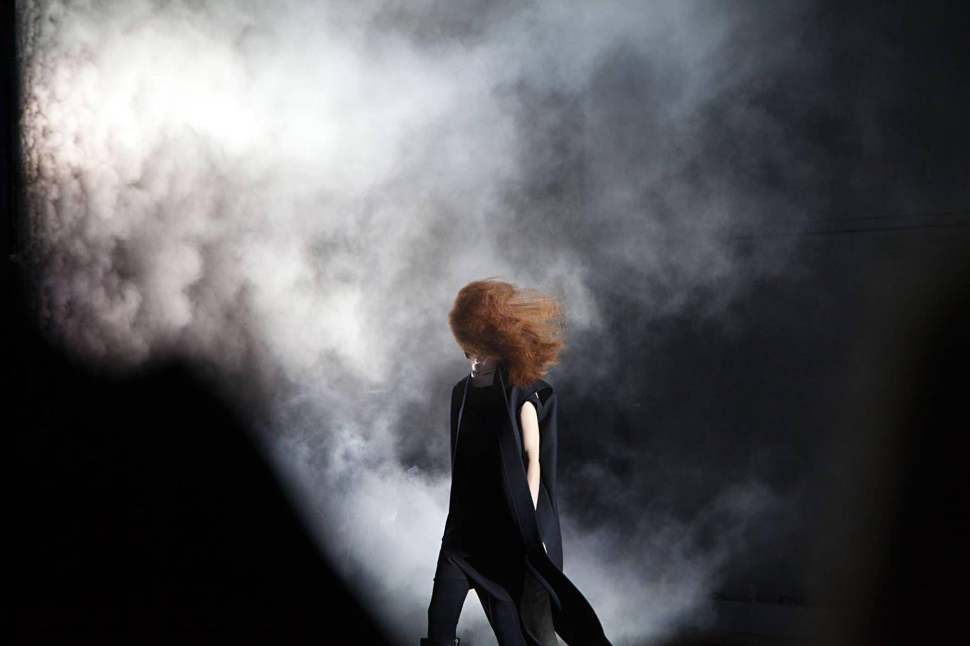 Paris Fashion Week 2013-14 Photography: Priscillia Saada Rick Owens
