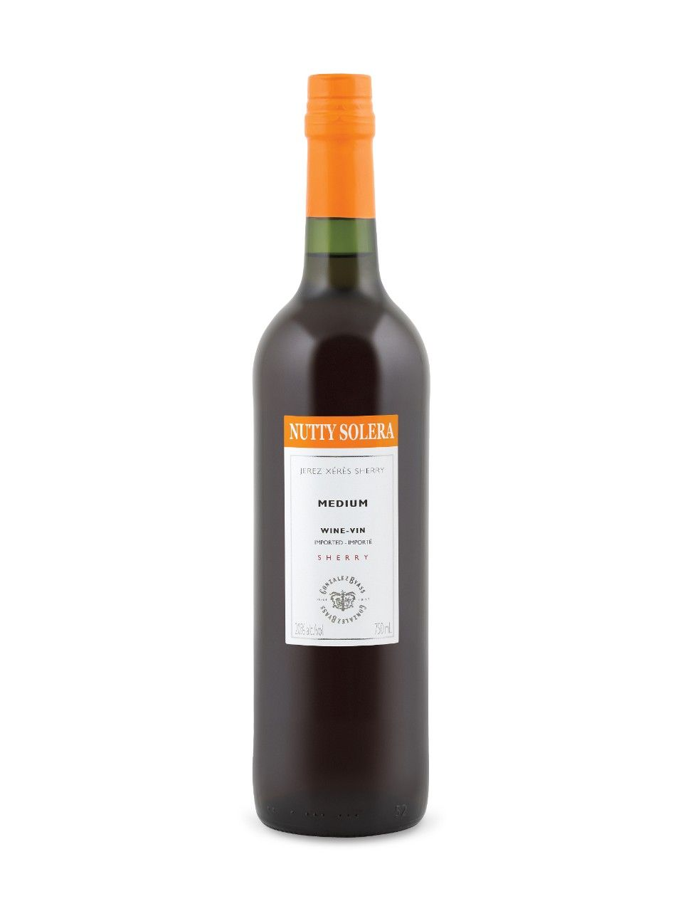 González Byass Nutty Solera Medium Oloroso Sherry