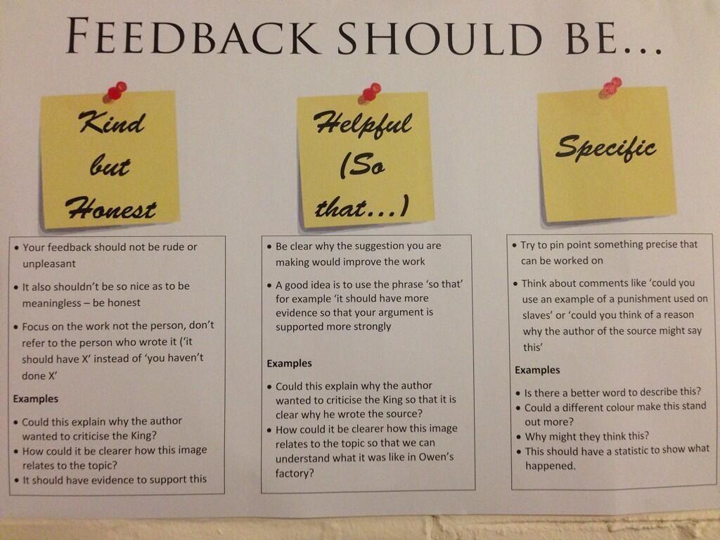 Peer Assessment Prompt