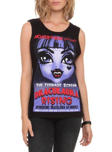 Monster High Draculaura Rising Muscle Tank Top 2XL Size : XX-Large Hot Topic http://www.amazon.com/dp/B00DJ0WGRS/ref=cm_sw_r_pi_dp_AUB9wb1QDT13Z