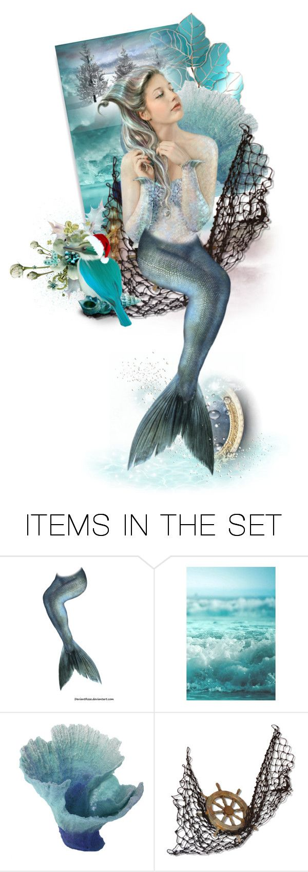 """I'LL Will Be Home For Christmas ....."" by cathinka180 ❤ liked on Polyvore featuring art"