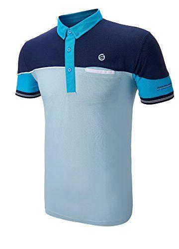 87fa593c UK Golf Gear - Sunderland Solid Colour Golf Polo Shirt | Shirts ...