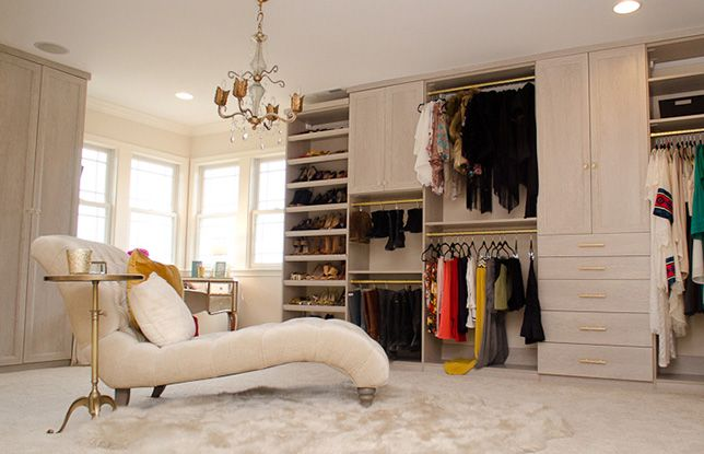 You Can Get A Luxury Custom Closet That Looks Like It Was Made For An  Interior Designer! See For Yourself; Contact California Closets To Get A  Consultation.