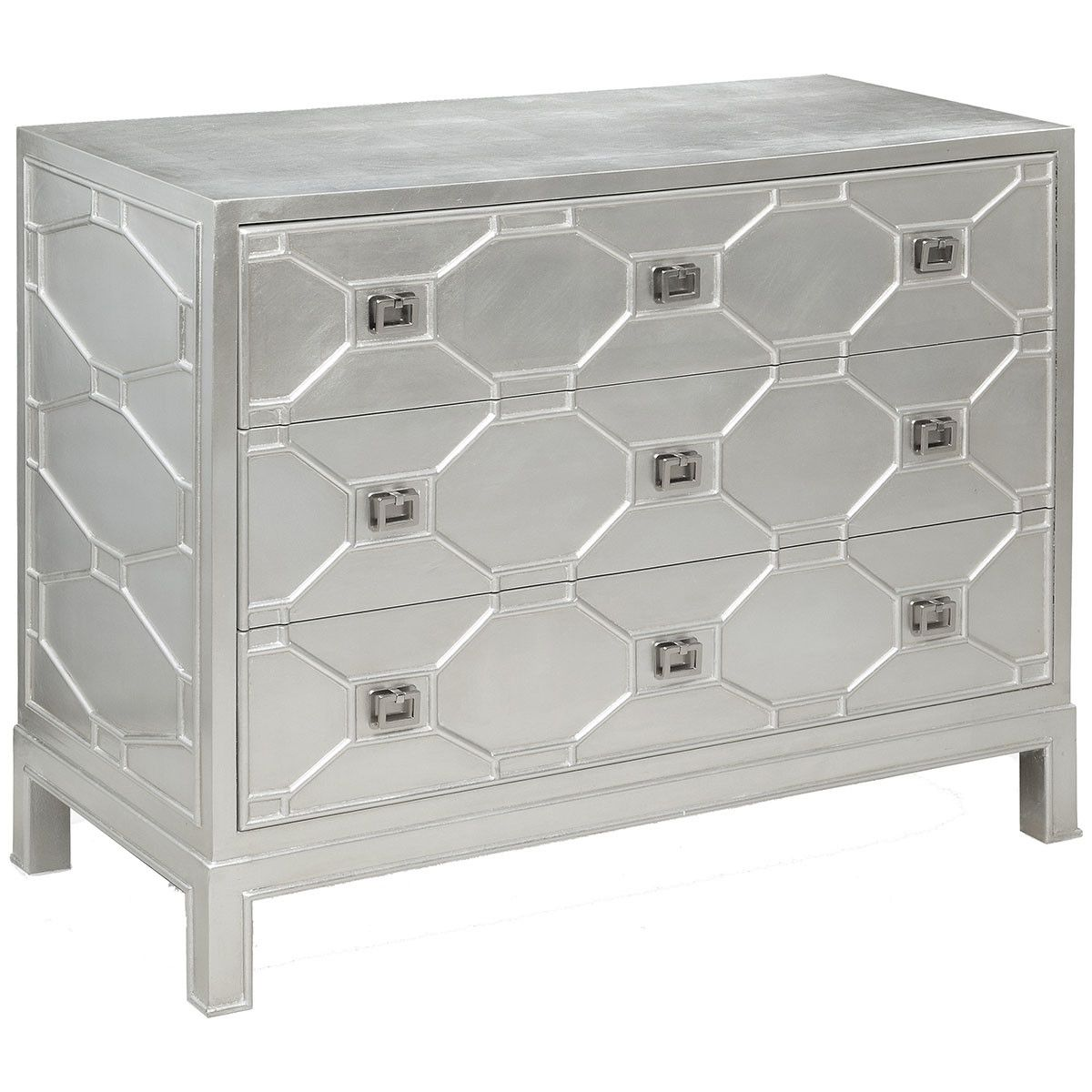 Bassett Mirror Sterling Hall Chest A9240EC