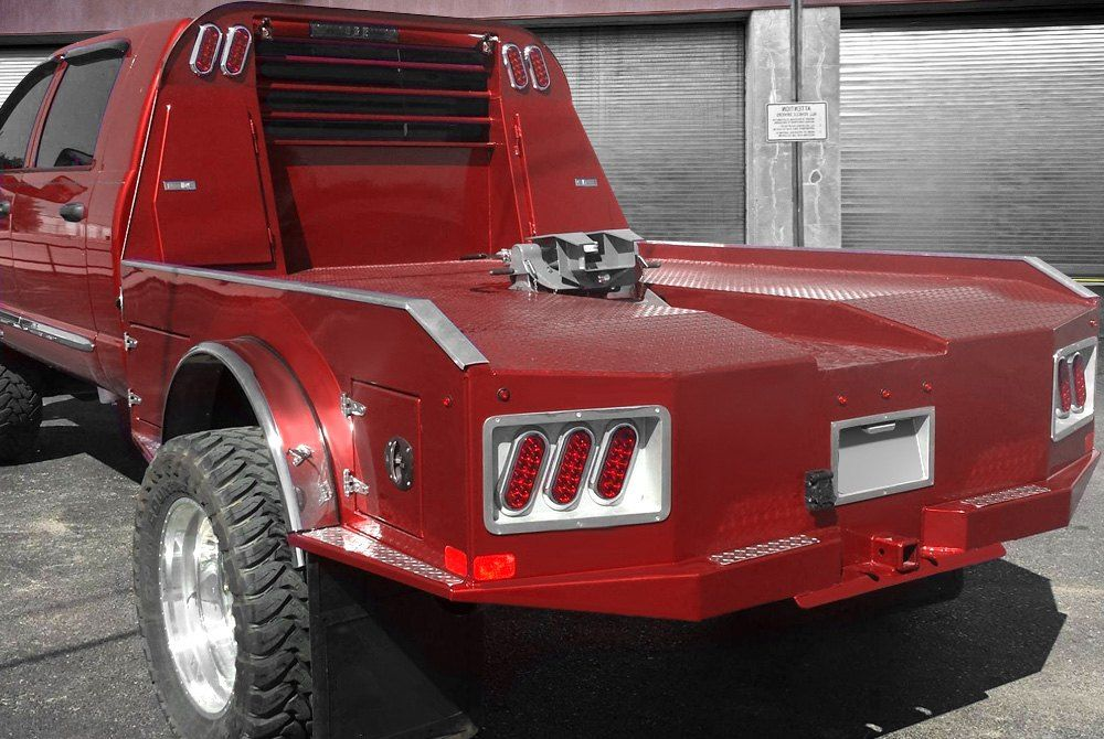 Custom Pickup Truck Beds Custom truck beds, Custom
