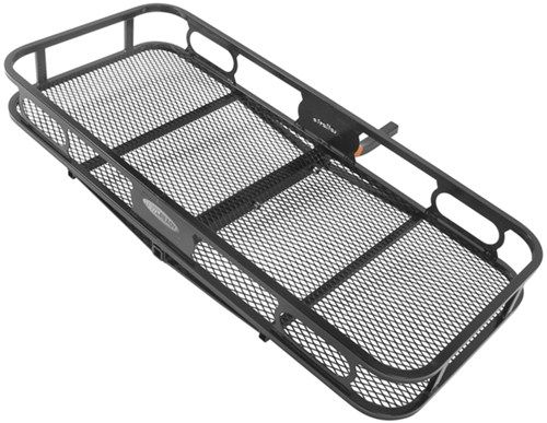 "Trailer Hitch Luggage Rack 20X47 Tow Ready Cargo Carrier For 114"" Hitches  Steel  300 Lbs"