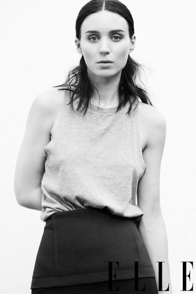 Rooney Mara Is Francisco Costa S Downtown Girl Rooney Mara Fashion The Girl With The Dragon Tattoo