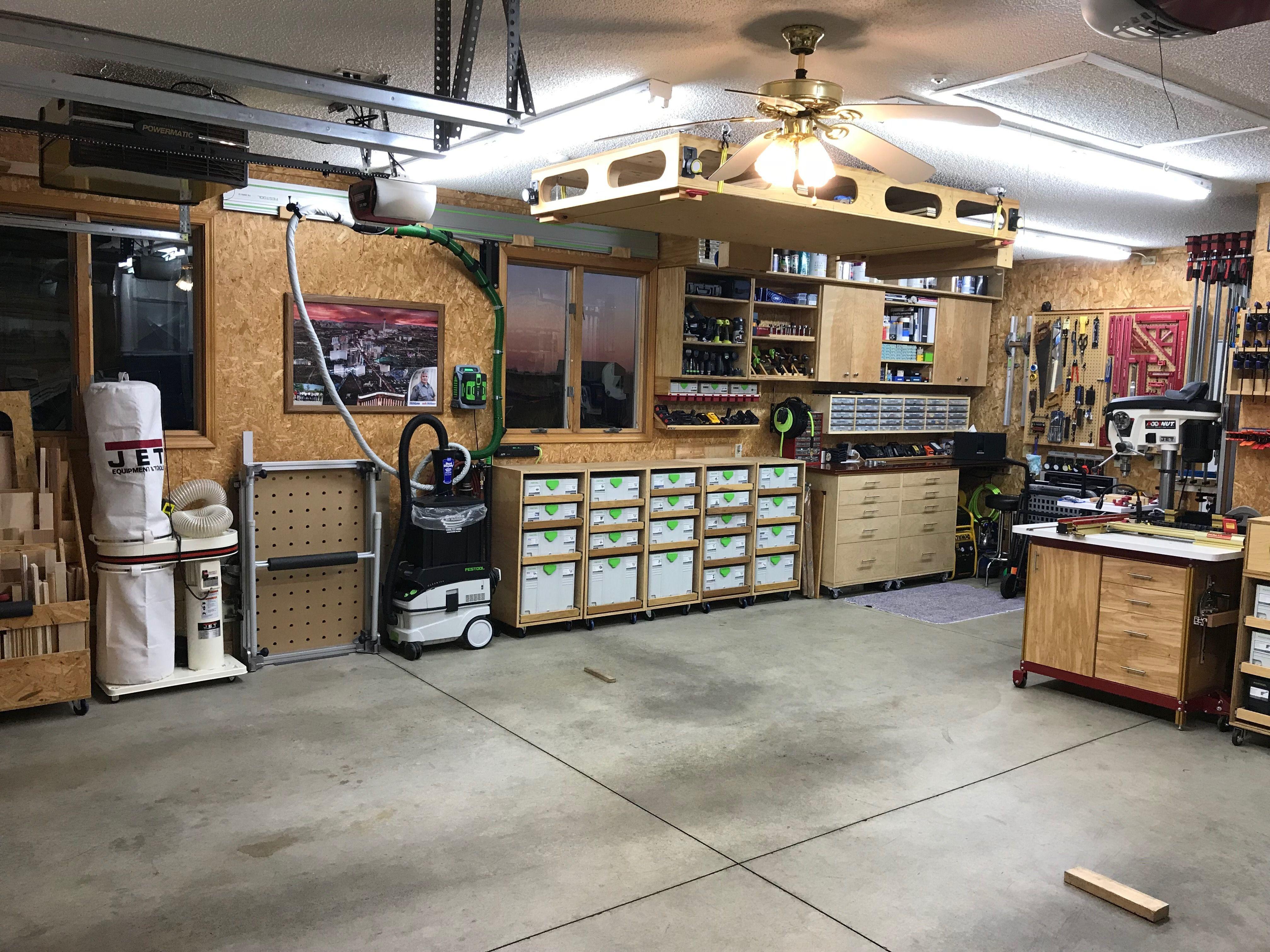 Pin By Peter On Woodworking Garage Workshop Garage Shop Shop Layout