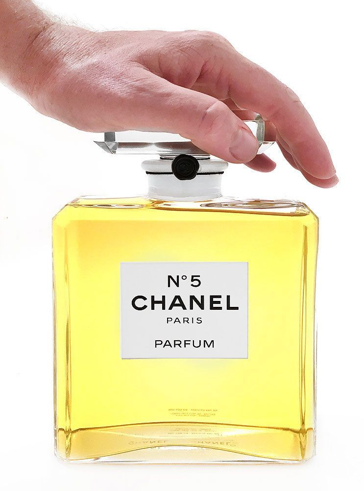f03d25484 Chanel N° 5 Paris Parfum Large Factice / Dummy Perfect DISPLAY ONLY NOT  PERFUME #