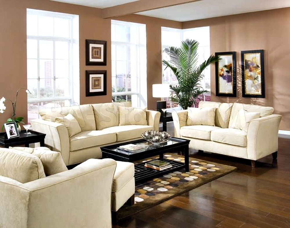 Cream Sofa Living Room Designs Simple Living Room With Cream Sofas  Living Room  Pinterest  Cream Inspiration
