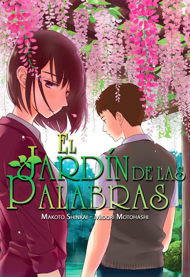El Jardin De Las Palabras Jardin De Las Palabras Peliculas De Anime Palabras