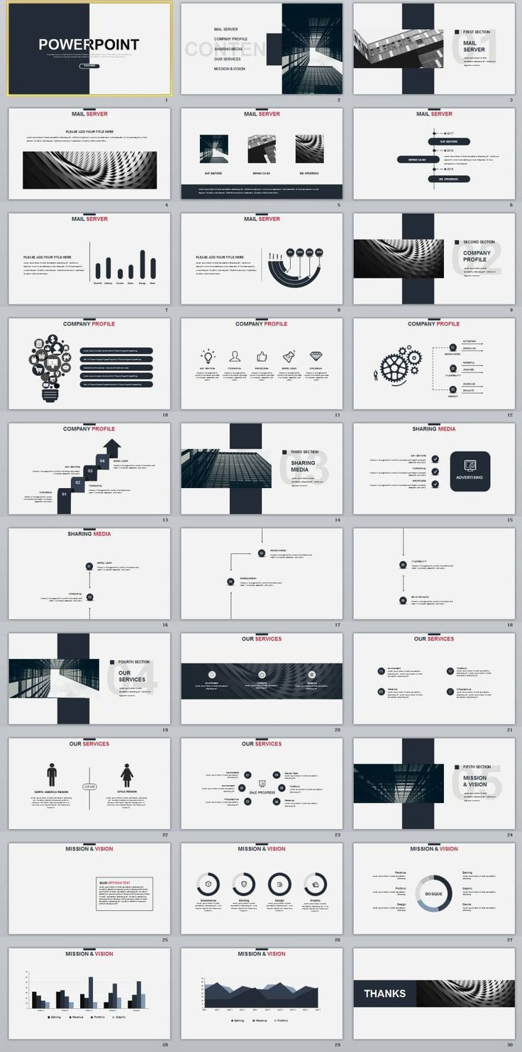 Business infographic : 30+ Gray Creative charts design PowerPoint ...
