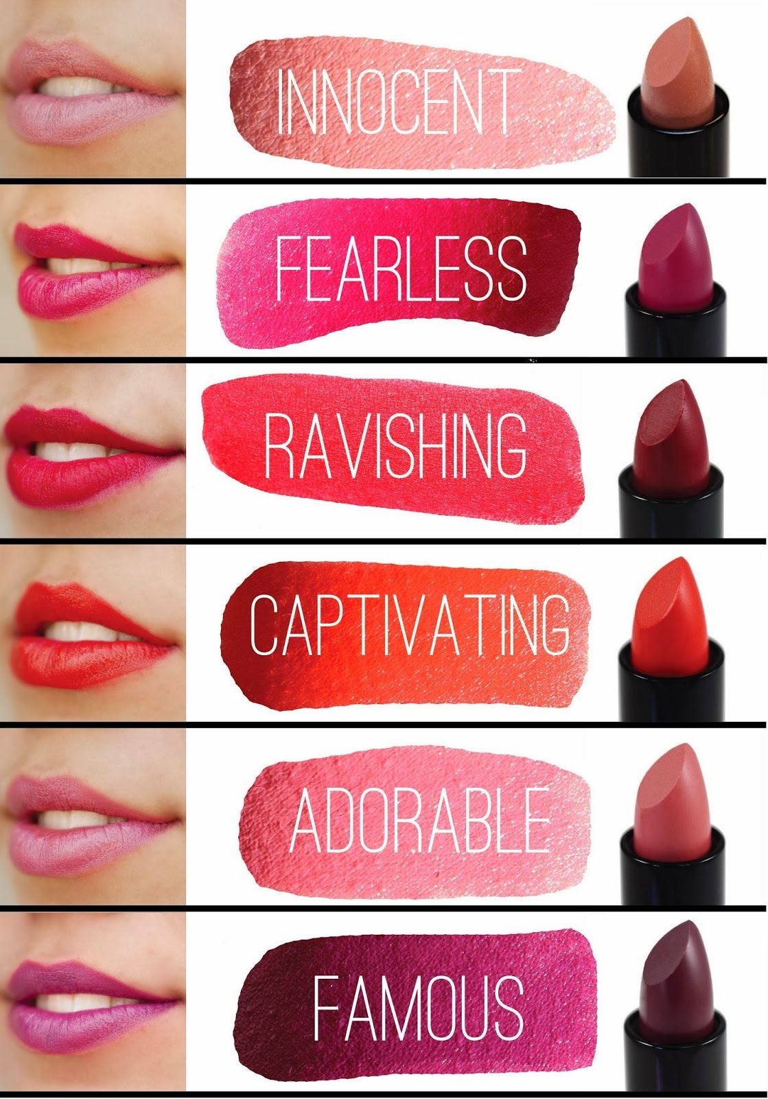 Skin Care Tips Picking The Right Shade Of Lipstick For
