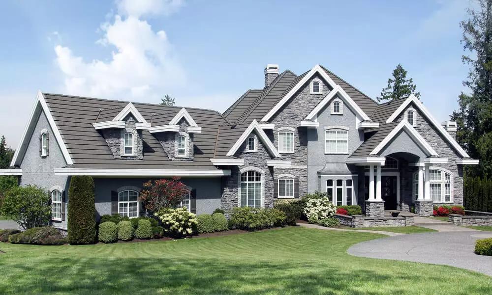 33 Houses with Stone Exterior (Photos) | Stone exterior ...
