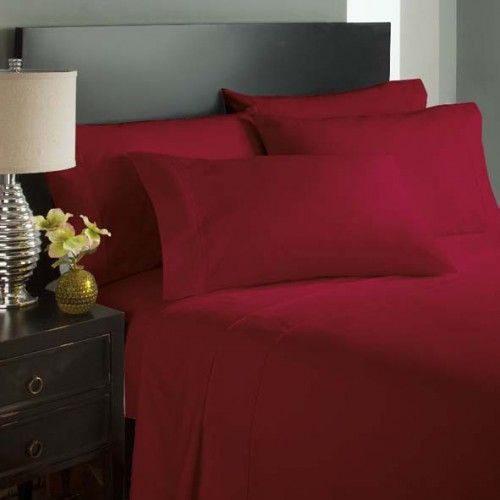 Feels Like 1500 THREAD COUNT 4 PIECE SHEET SET ALL COLORS U0026 SIZES. The  Microfiber