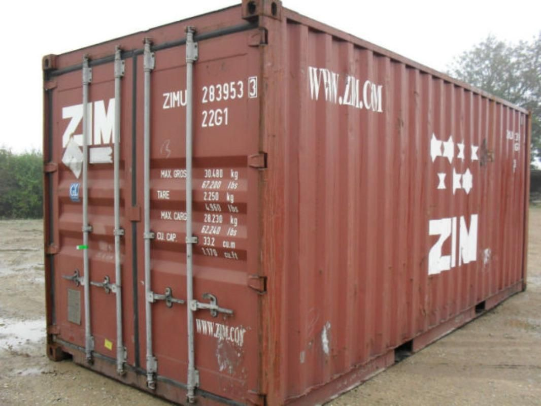 Used Steel Storage Containers For Rent Steel Storage Containers Virtual Garage Sale Shipping Container
