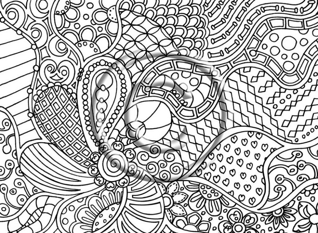 Crazy Coloring Pages 40 For S Kids