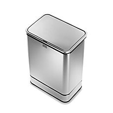 Best Image Of Simplehuman® Brushed Stainless Steel Fingerprint 400 x 300