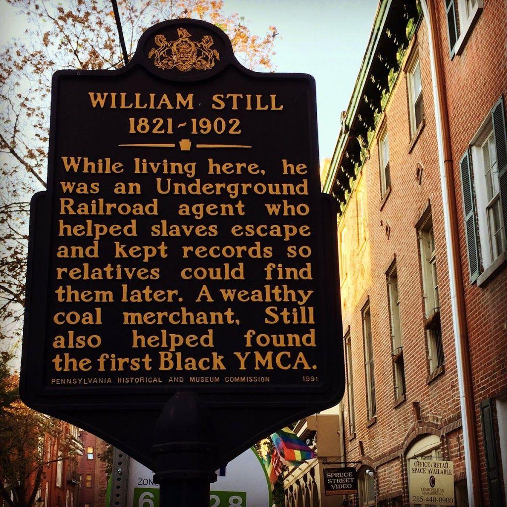 Underground Railroad Station Found In Philadelphia