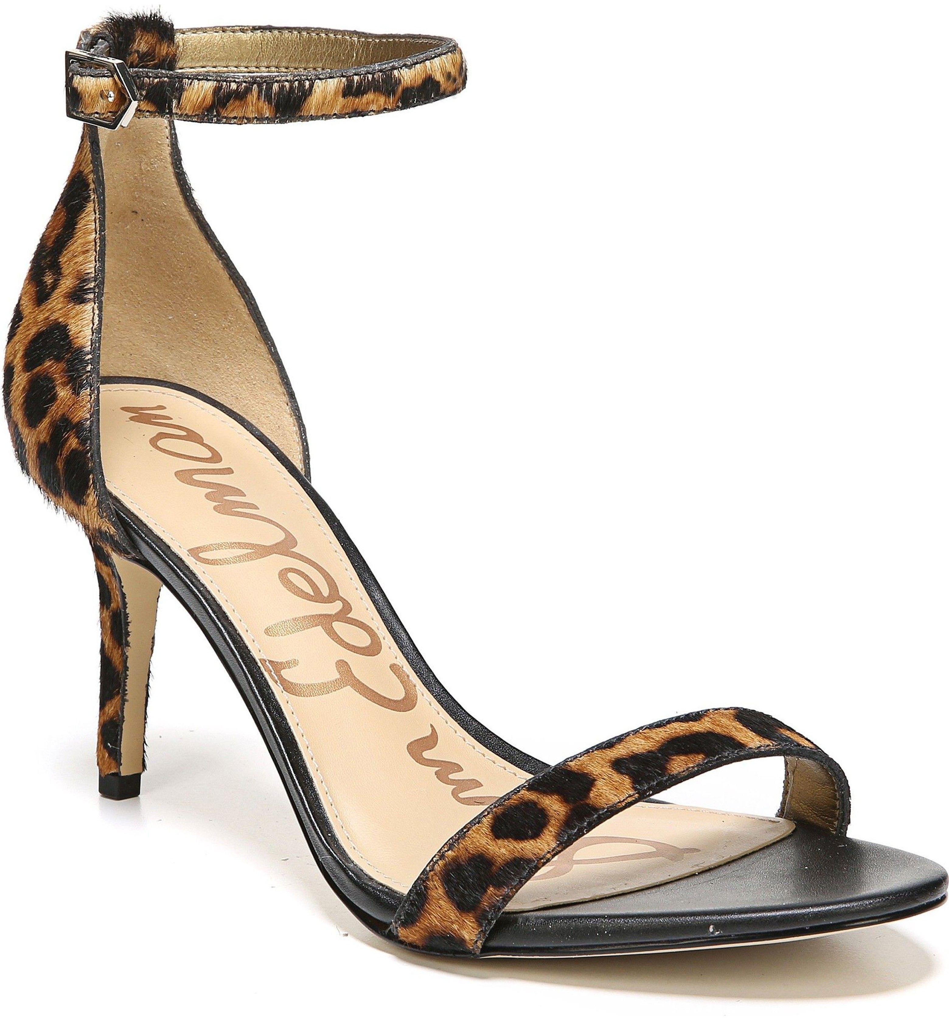 a0bedaa3b31496 Main Image - Sam Edelman  Patti  Ankle Strap Sandal (Women)