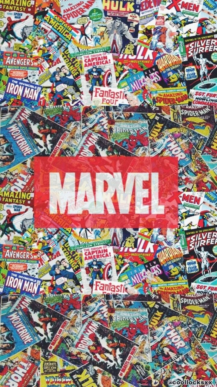 Marvel Collage wallpaper by Gid5th - 38 - Free on ZEDGE™