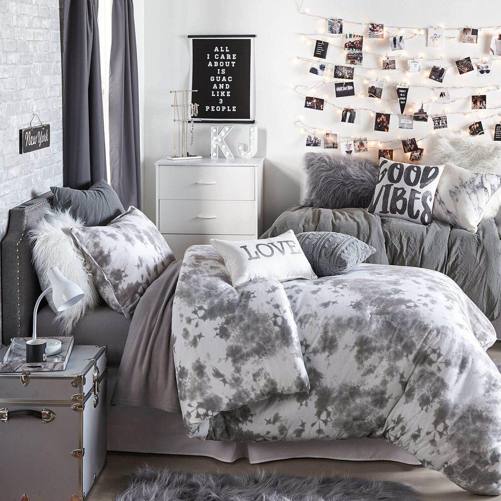 Charmant Tie Dye Jersey Comforter And Sham Set. College Room DecorCollege DormsCollege  Dorm ...