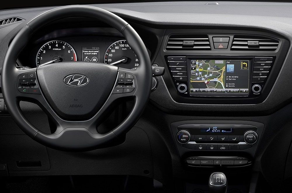 Review Hyundai I20 Coupe 2015 Release Interior View Model With