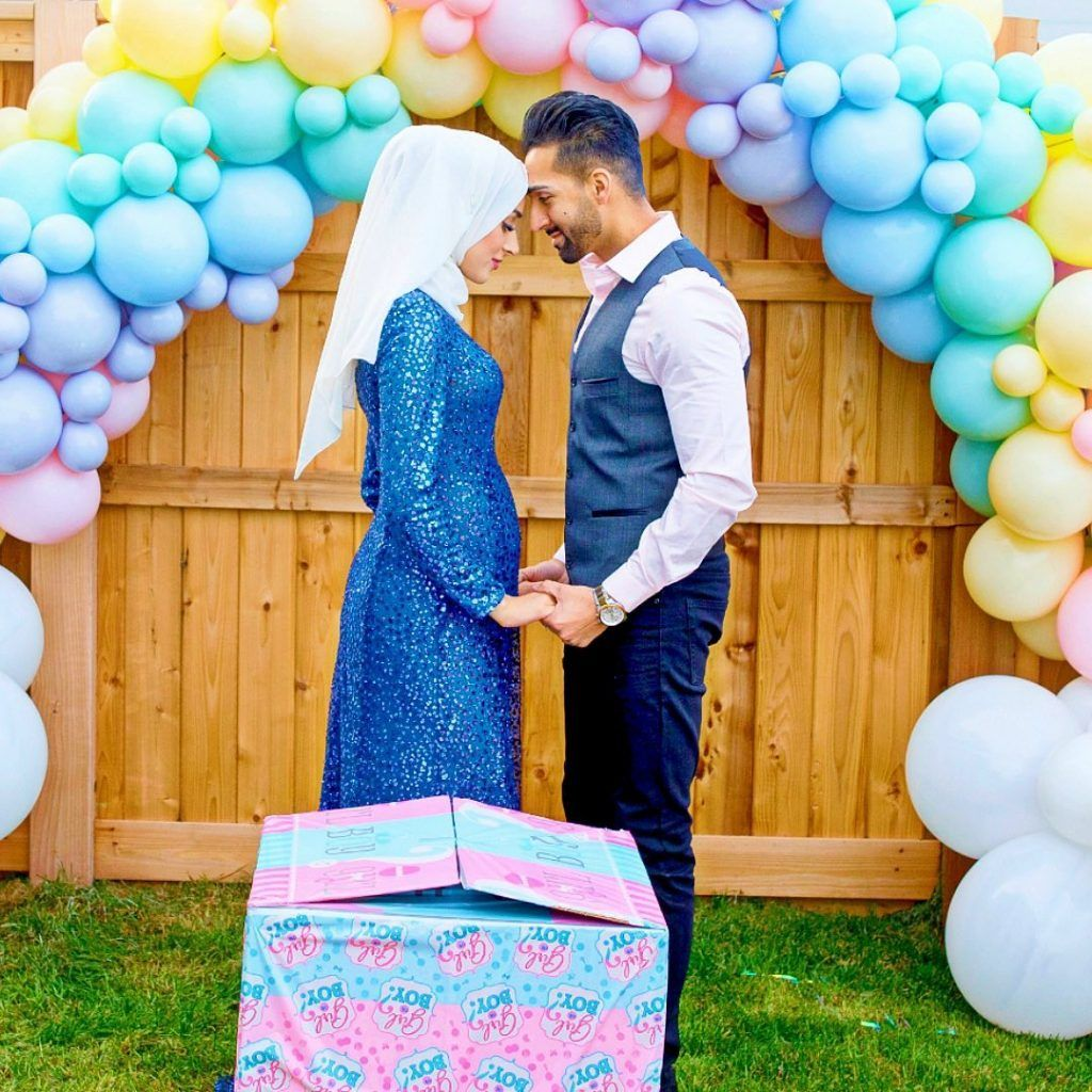 Youtube stars Sham & Froggy reveal baby gender Baby