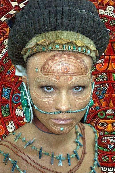 картинка идеал красоты племени майя автомобиля характеризует его