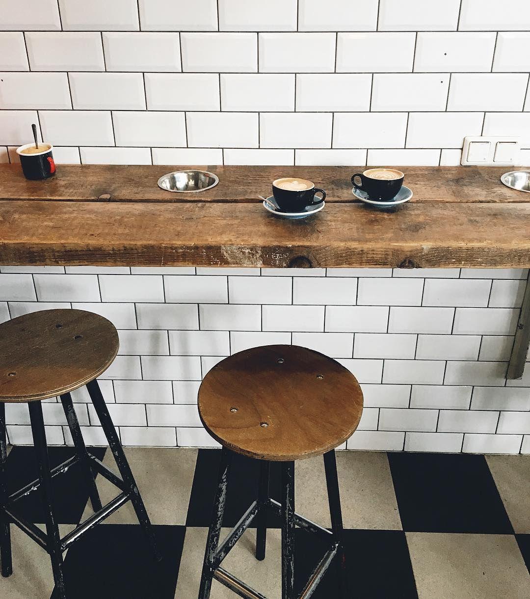 via byanjaroos on Instagram in 2019 Coffee shop