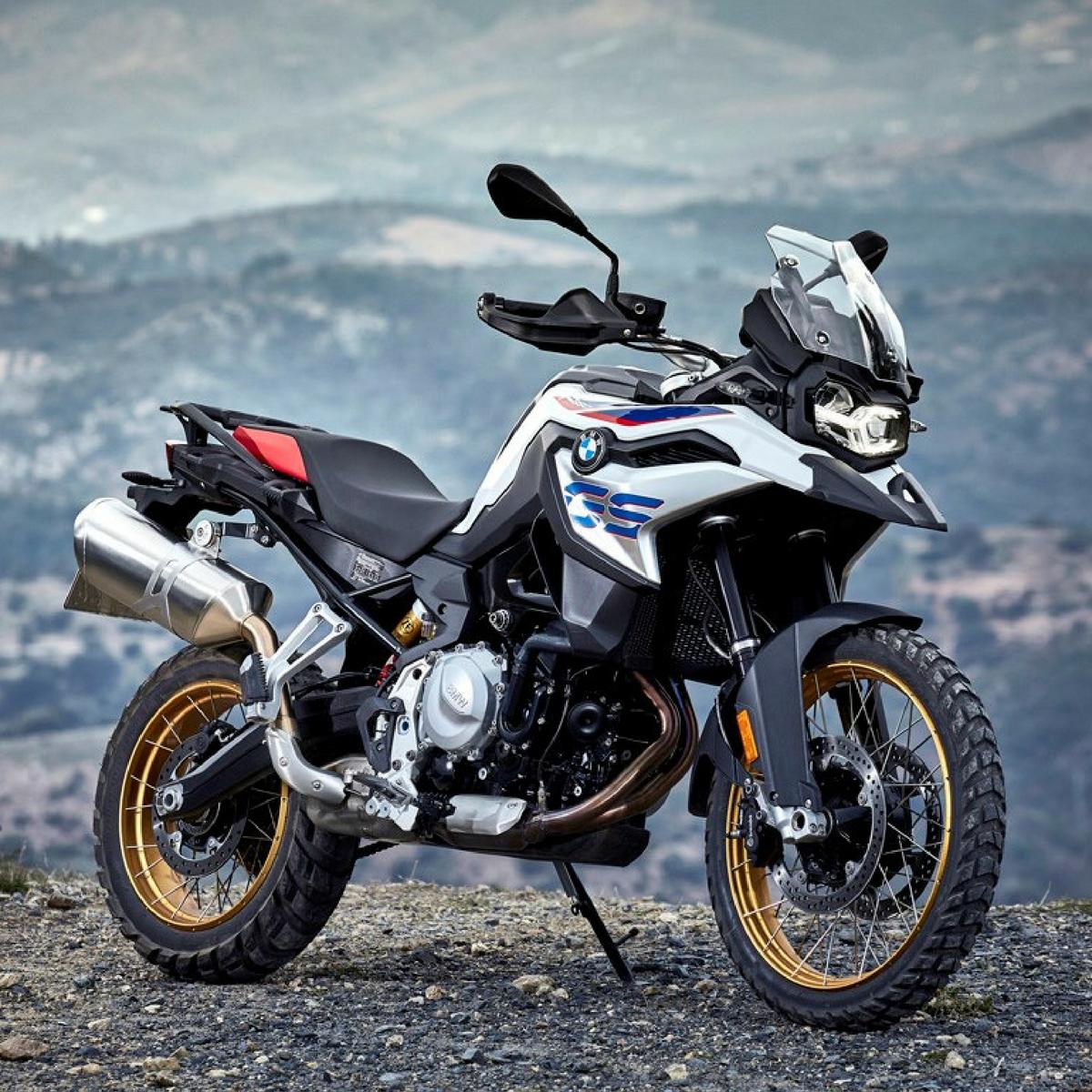 Bmw F850 Gs Model Power Mileage Safety Colors Sagmart Motocicletas Bmw Bmw Motos Guapas