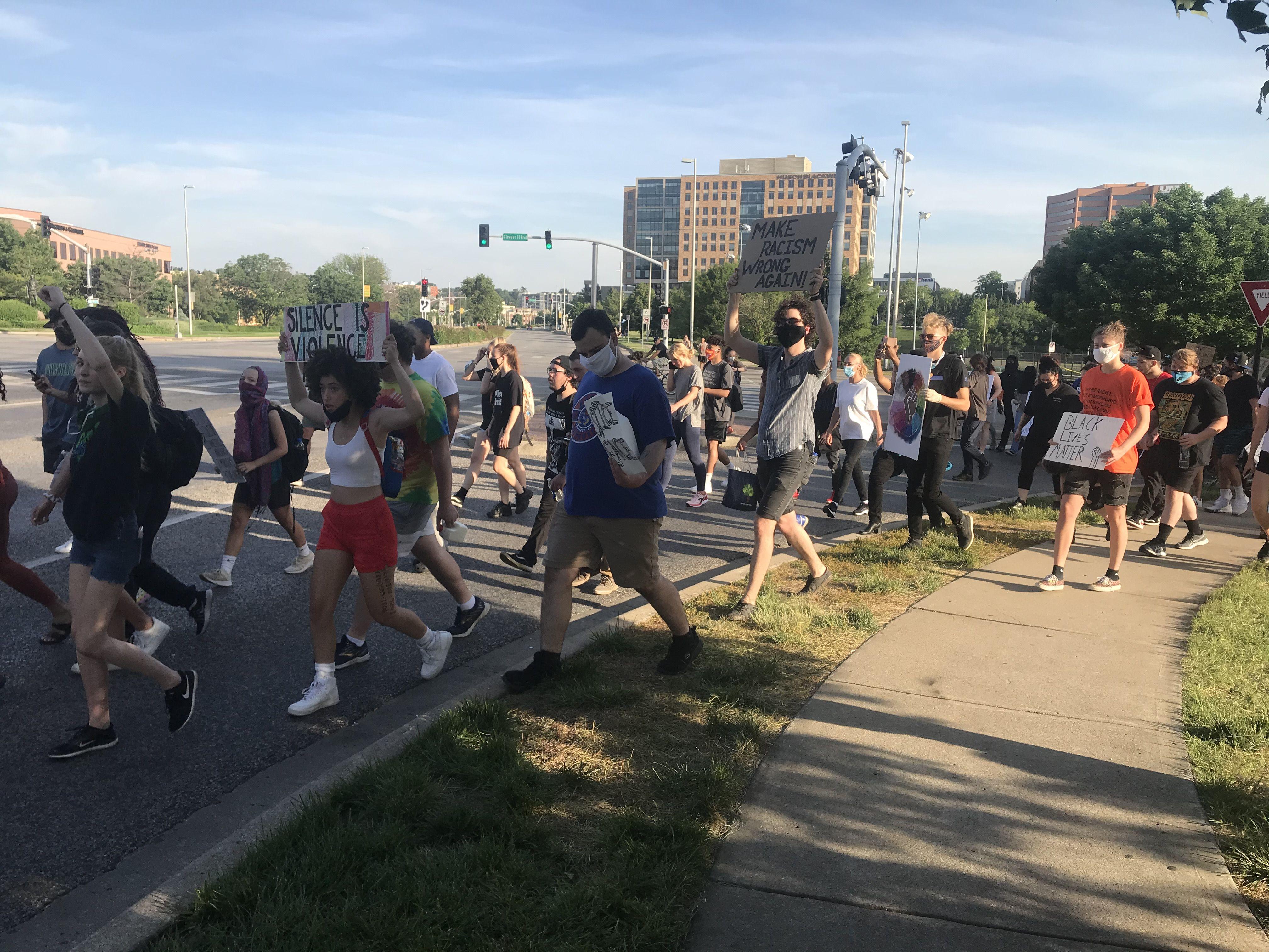Blm Protest Kansas City Mo June 2 2020 Kansas City Dolores Park Photo