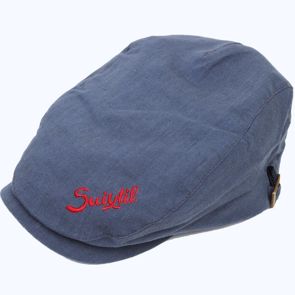 Suixtil Linen Race Cap