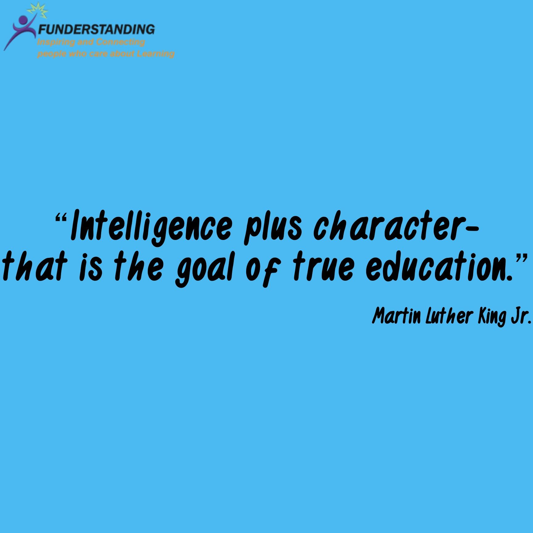 Quote Of The Day Funderstanding Com With Images Education