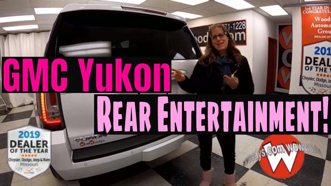 2016 GMC Yukon SLE Video Walkthrough at WowWoodys in