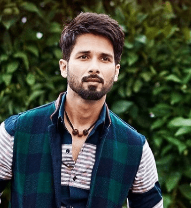Shahid Kapoor Hairstyle Bollywood Hairstyles Shahid Kapoor