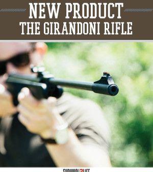 Exclusive SL Air Gun for Sale: The Girandoni Rifle by Survival Life http://survivallife.com/2015/06/14/girandoni-rifle