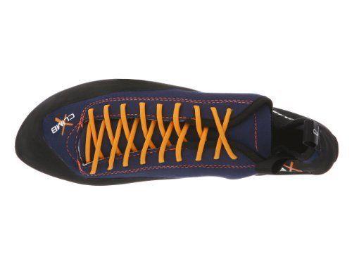 Climb X Epic Lace-Up Leather Rock Climbing Trad Shoe US Mens 10.5 #ClimbX