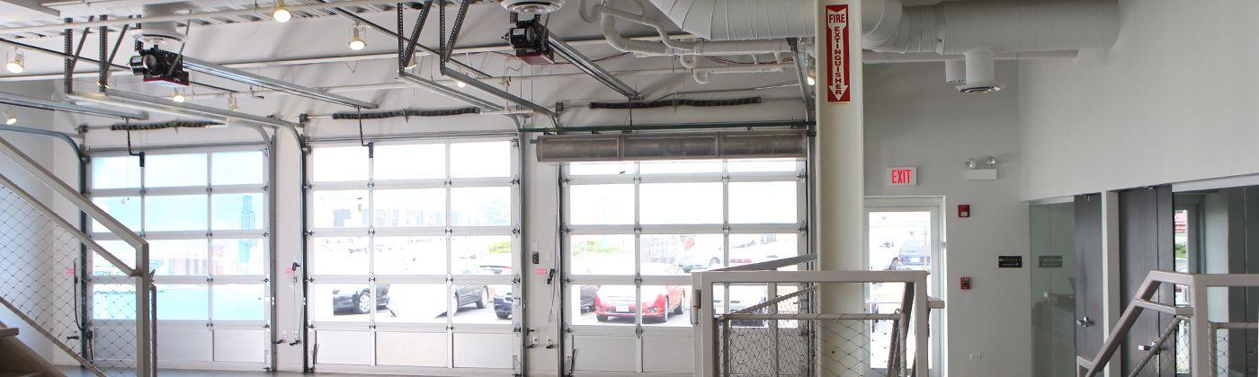Commercial automatic door operators commercial garage
