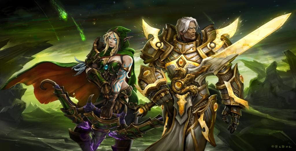 Let's share our favorite Warcraft fan-art! - Page 308 - Scrolls of