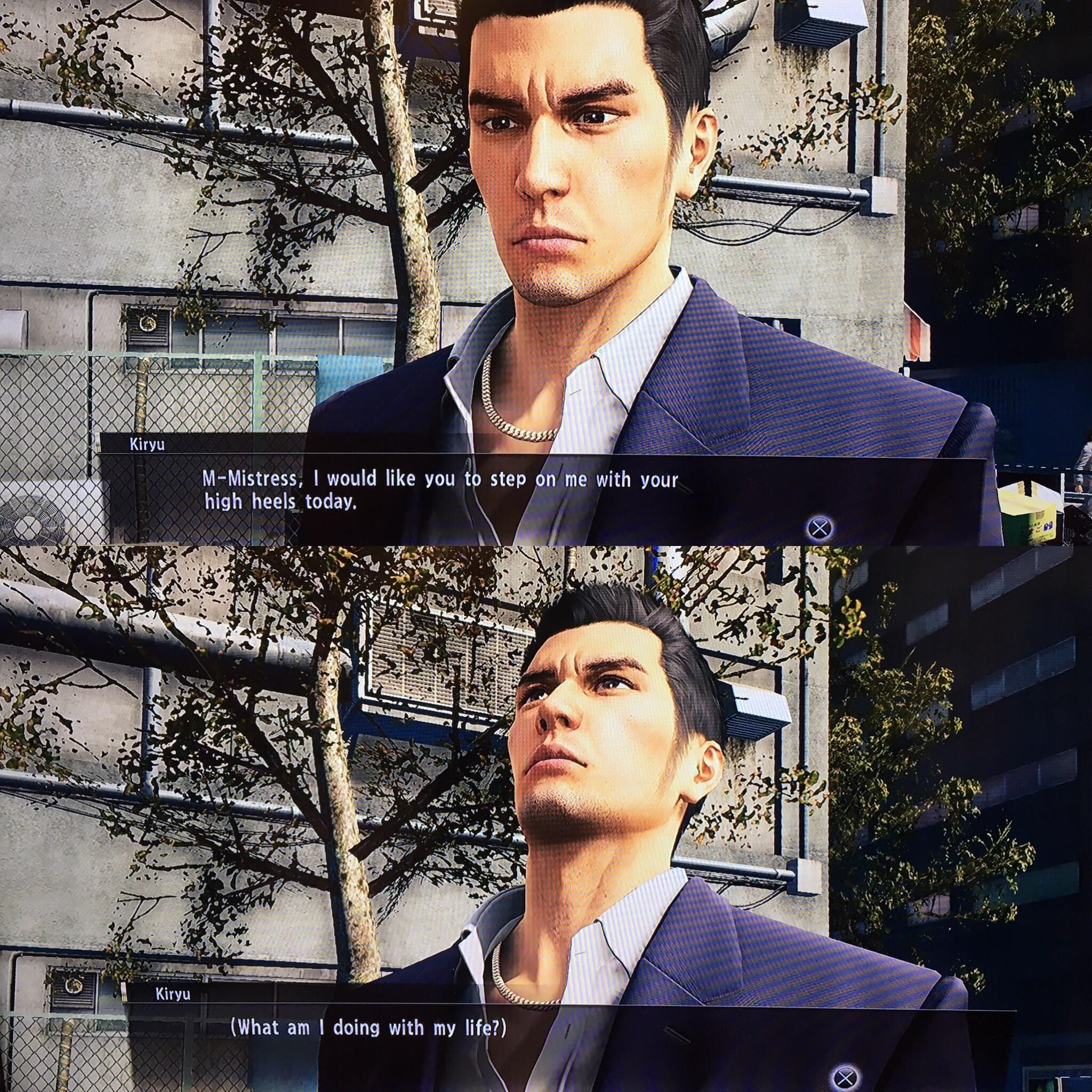 Yakuza 0 has some of the best and most realistic dialogue